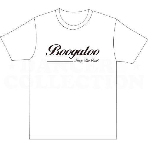 オリジナルTシャツ(BOOGALOO KEEP THE FUNK)