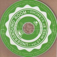 DJ SACHIO - UNDERGROUND ROOM VOL.27