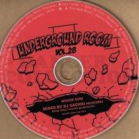 DJ SACHIO - UNDERGROUND ROOM VOL.28