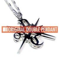 オリジナルペンダント ダブル1mm - ORIGINAL PENDANT -