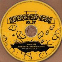 DJ SACHIO - UNDERGROUND ROOM VOL.29