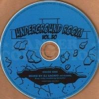 DJ SACHIO - UNDERGROUND ROOM VOL.30