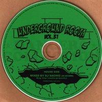 DJ SACHIO - UNDERGROUND ROOM VOL.31