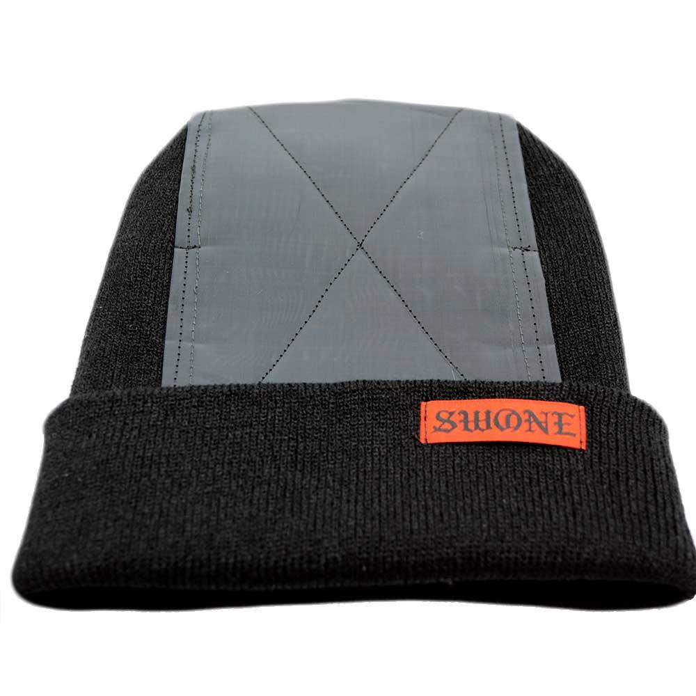SWONE SPIN KINT CAP - スワン スピンキャップ(ブラック)
