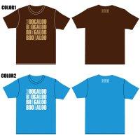 オリジナルTシャツ(BOOGALOO BOOGALOO BOOGALOO BOOGALOO)