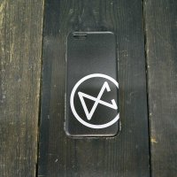 iPhone Case DC ORIGINAL CIRCLE BIG LOGO / iPhone5,5S / iPhone6,6S,6Plus