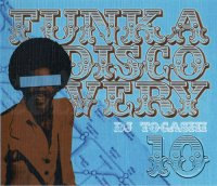 DJ TOGASHI  FUNKADISCOVERY VOL.10