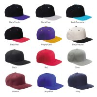 YUPOONG WOOL BLEND SNAPBACK