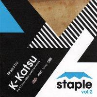 DJ K-KATSU / STAPLE VOL.2