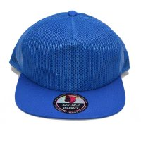 Pit Bull All Mesh Cap (RoyalBlue)