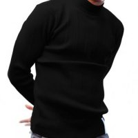 THE BBOY SPOT MOCK NECK (BLACK)