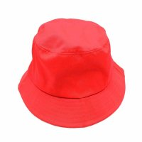OTTO PROMO COTTON TWILL BUCKET HATS (RED) - バケットハット