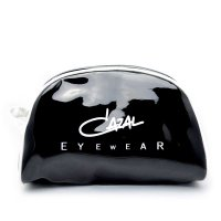 CAZAL COSMETICBAG (BLACK / WHITE)<img class='new_mark_img2' src='//img.shop-pro.jp/img/new/icons20.gif' style='border:none;display:inline;margin:0px;padding:0px;width:auto;' />