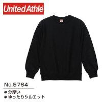 [ UNITED ATHLE ] 3906 SWEAT CREW NECK TRAINER 12.2oz - クルーネック デニム スウェット (パイル) - プリント/刺繍対応