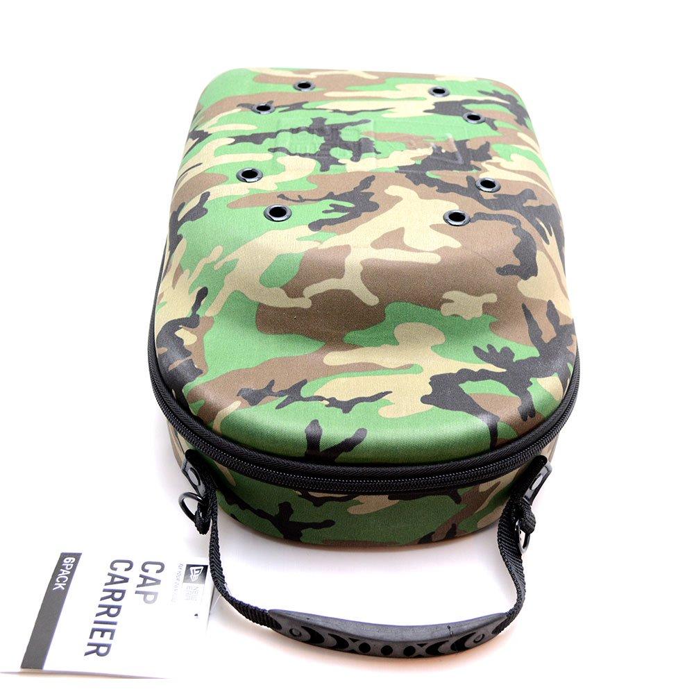 NEW ERA - Cap Carrier 6pack (Camo) - ダンサーズコレクション||ダンコレ