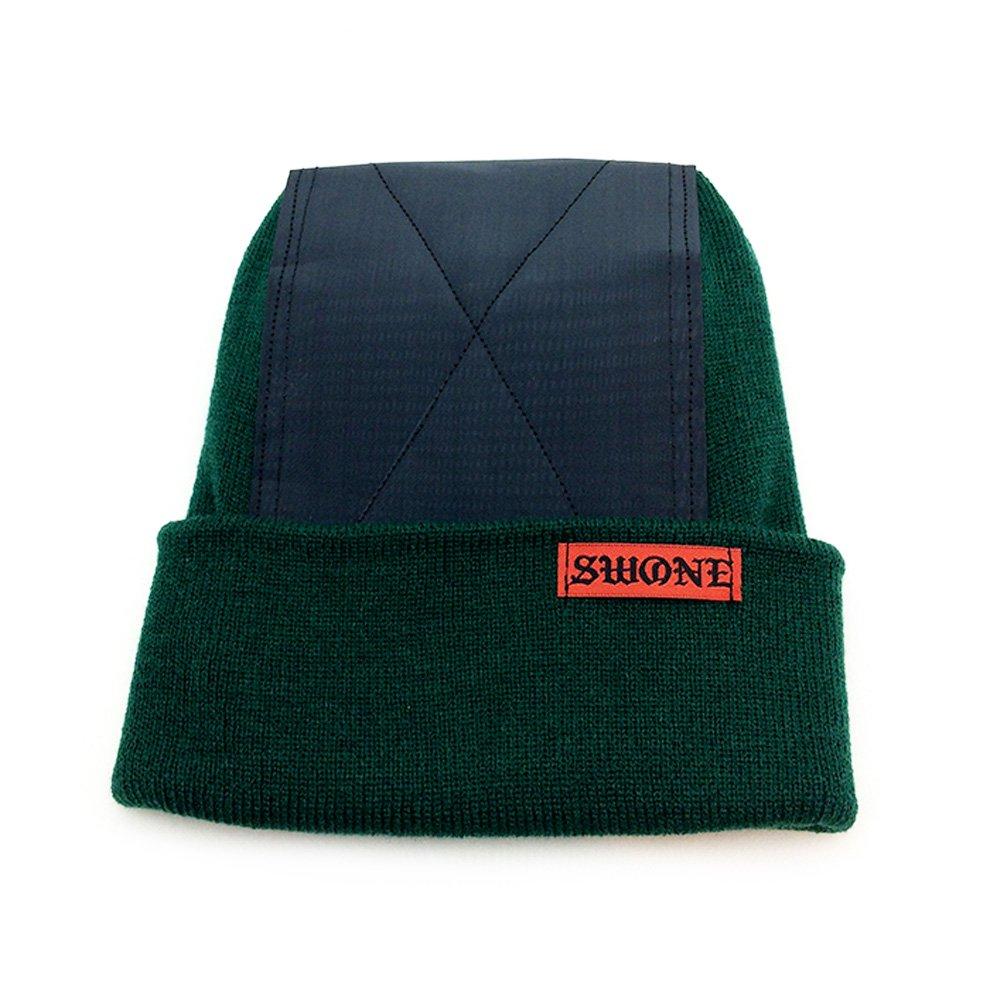 SWONE SPIN KINT CAP - スワン スピンキャップ WEB限定カラー(ダークグリーン)