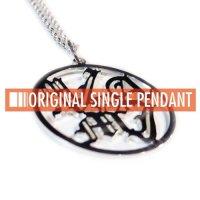 オリジナルペンダント [ シルバー/シングル ] - ORIGINAL PENDANT
