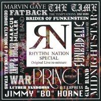 RHYTHM NATION SPECIAL ORIGINAL LIVE RE-MITURE