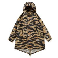 [SUPER SALE/40%OFF!!]APPLEBUM Bleed Tiger Camo Army Coat