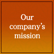 Our company's mission