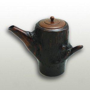 天然木すり漆酒器(ニレ材)