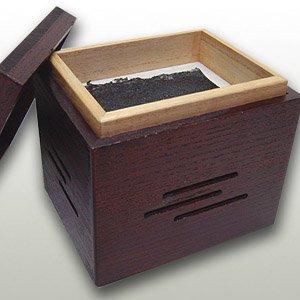 すりうるし仕上げ 焼き海苔箱(炭別売り)