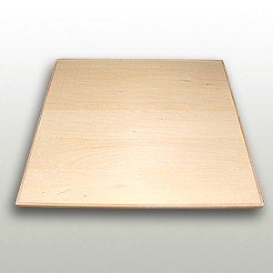 シナ合板材ノシ板 750mm 化粧板付き