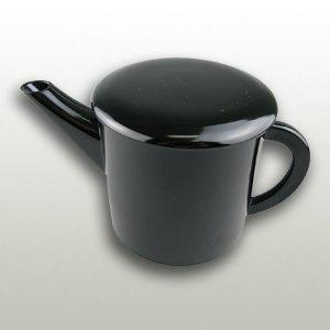 丸湯筒黒色 容量500cc