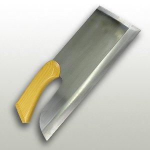 【右用】磨き安来鋼(カシュー漆檜柄) 330mm