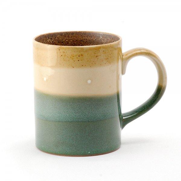 雲陶園 セパレートカラー マグカップ グラデ