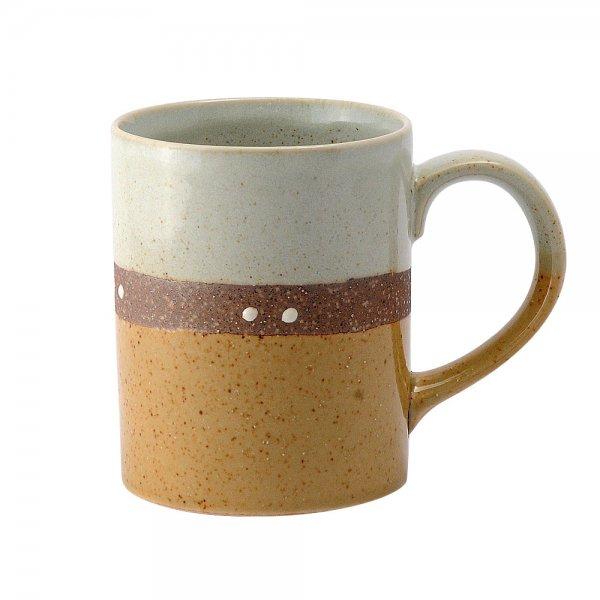 雲陶園 セパレートカラー マグカップ ベージュ