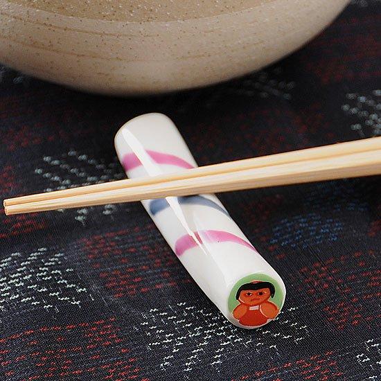 金太郎飴(金太郎)箸置き