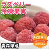 (冷凍)青森県産 ラズベリー冷凍果実[樋口さん]