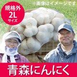 (常温)青森にんにくお徳用L・2Lサイズ混合[川村さん]※9月上旬から発送予定