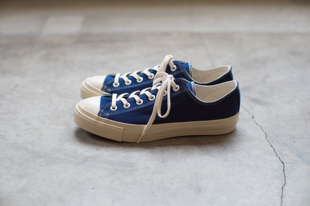DOEK SHOE INDUSTRIES / BASKET NAVY