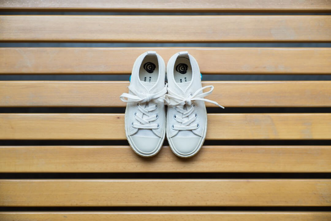 SHOES LIKE POTTERY KIDS - WHITE