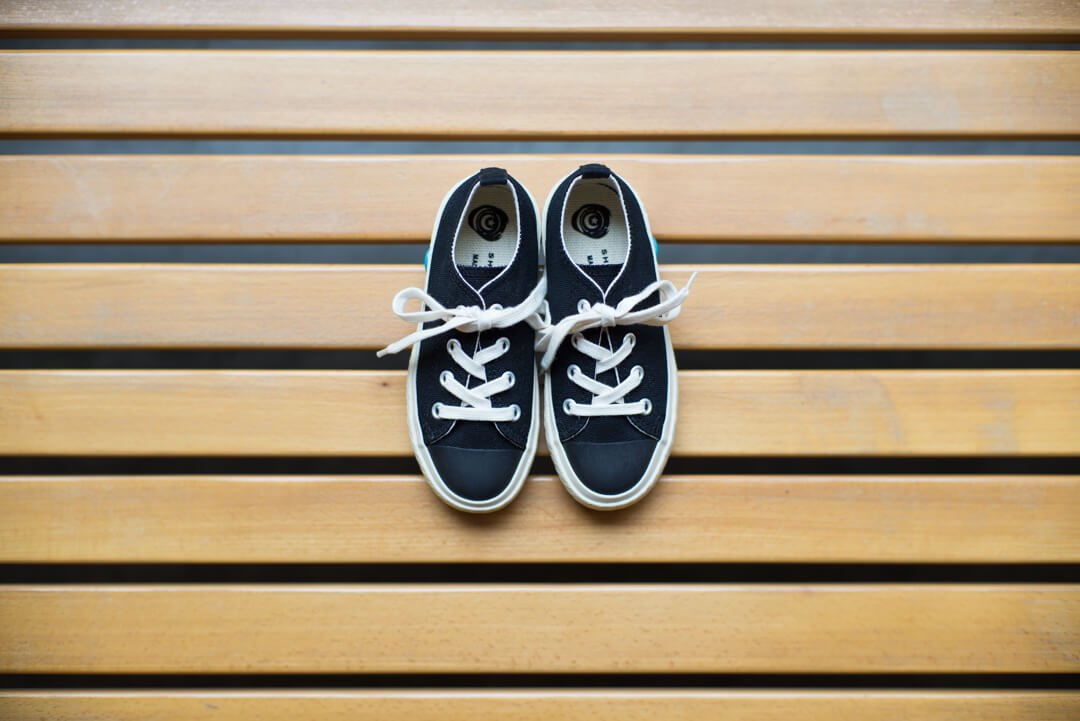 SHOES LIKE POTTERY KIDS - BLACK