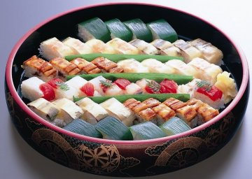 大阪寿司盛合せ《お問合わせ商品》