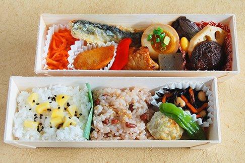 秋香る・重ね弁当【8月25日から9月29日まで 限定販売】
