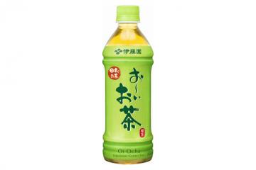 お〜いお茶 緑茶 PET 500ml