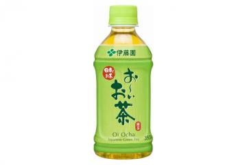 お〜いお茶 緑茶 PET 350ml
