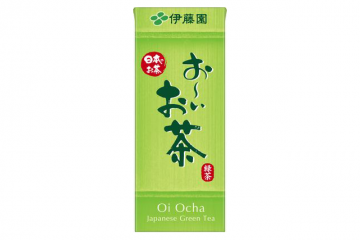 お〜いお茶 緑茶 紙パック 250ml