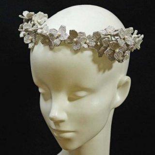 アジサイ花冠