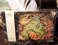 【魔法雑貨タネピリカ】魔法の地図柄/キーケース