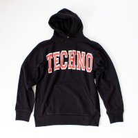 <img class='new_mark_img1' src='//img.shop-pro.jp/img/new/icons16.gif' style='border:none;display:inline;margin:0px;padding:0px;width:auto;' />DM PRINTED HOODIE TECHNO<br>is-ness [イズネス]