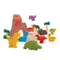 <img class='new_mark_img1' src='//img.shop-pro.jp/img/new/icons7.gif' style='border:none;display:inline;margin:0px;padding:0px;width:auto;' />ダイナソー Dinosaurs<br>PLAN TOYS [プラントイ]