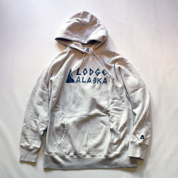 Lodge ALASKA HOODIE (12oz) TACOMA FUJI RECORDS [タコマフジレコード]