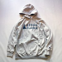 <img class='new_mark_img1' src='//img.shop-pro.jp/img/new/icons50.gif' style='border:none;display:inline;margin:0px;padding:0px;width:auto;' />Lodge ALASKA HOODIE (12oz) <br>TACOMA FUJI RECORDS [タコマフジレコード]
