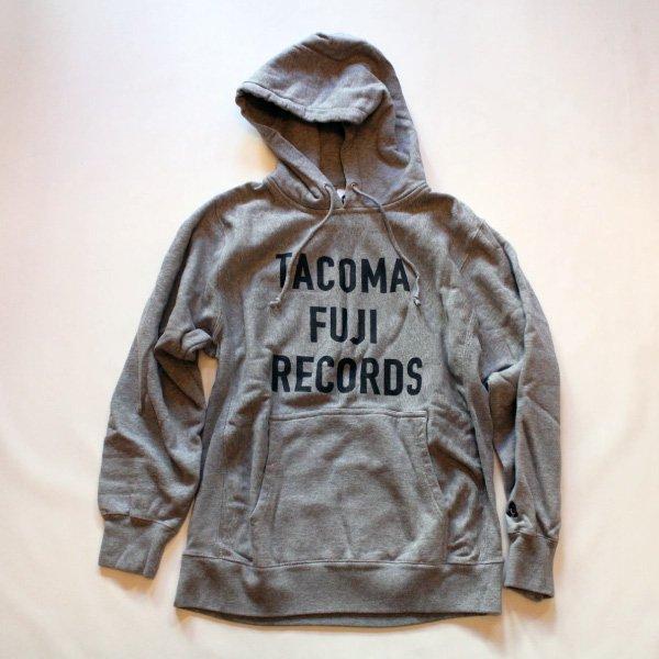 TACOMA FUJI RECORDS LETTER PRINT HOODIE (12oz)TACOMA FUJI RECORDS [タコマフジレコード]