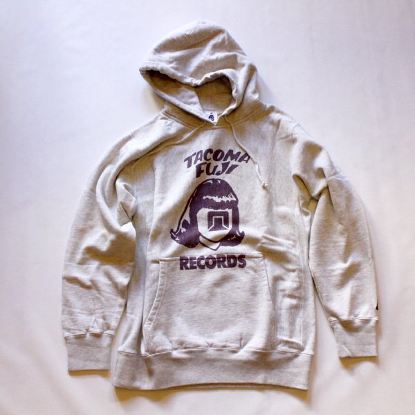 TACOMA FUJI RECORDS LOGO HOODIE (12oz) TACOMA FUJI RECORDS [タコマフジレコード]